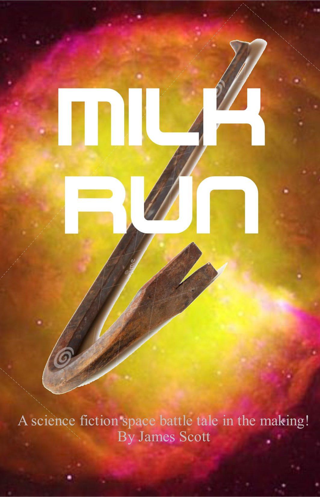 Milk Run Book Cover