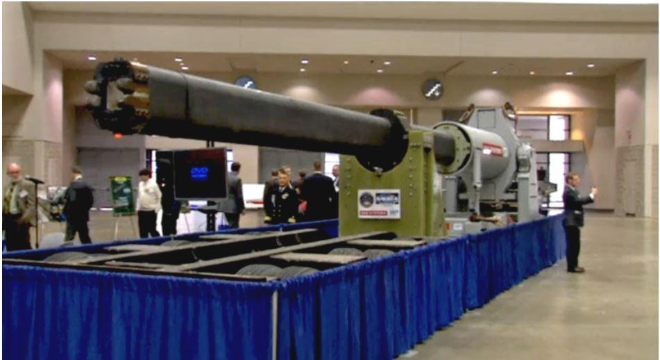Rail Gun image