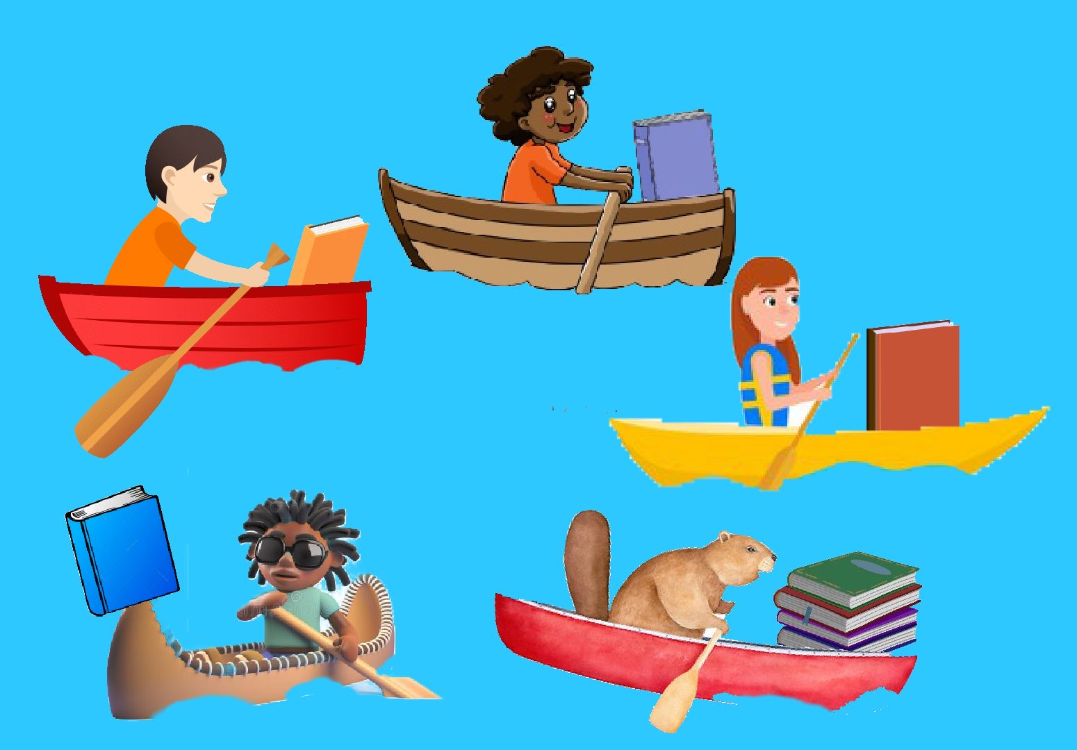 Row, Row, Row, Your Social Media Campaign Boat