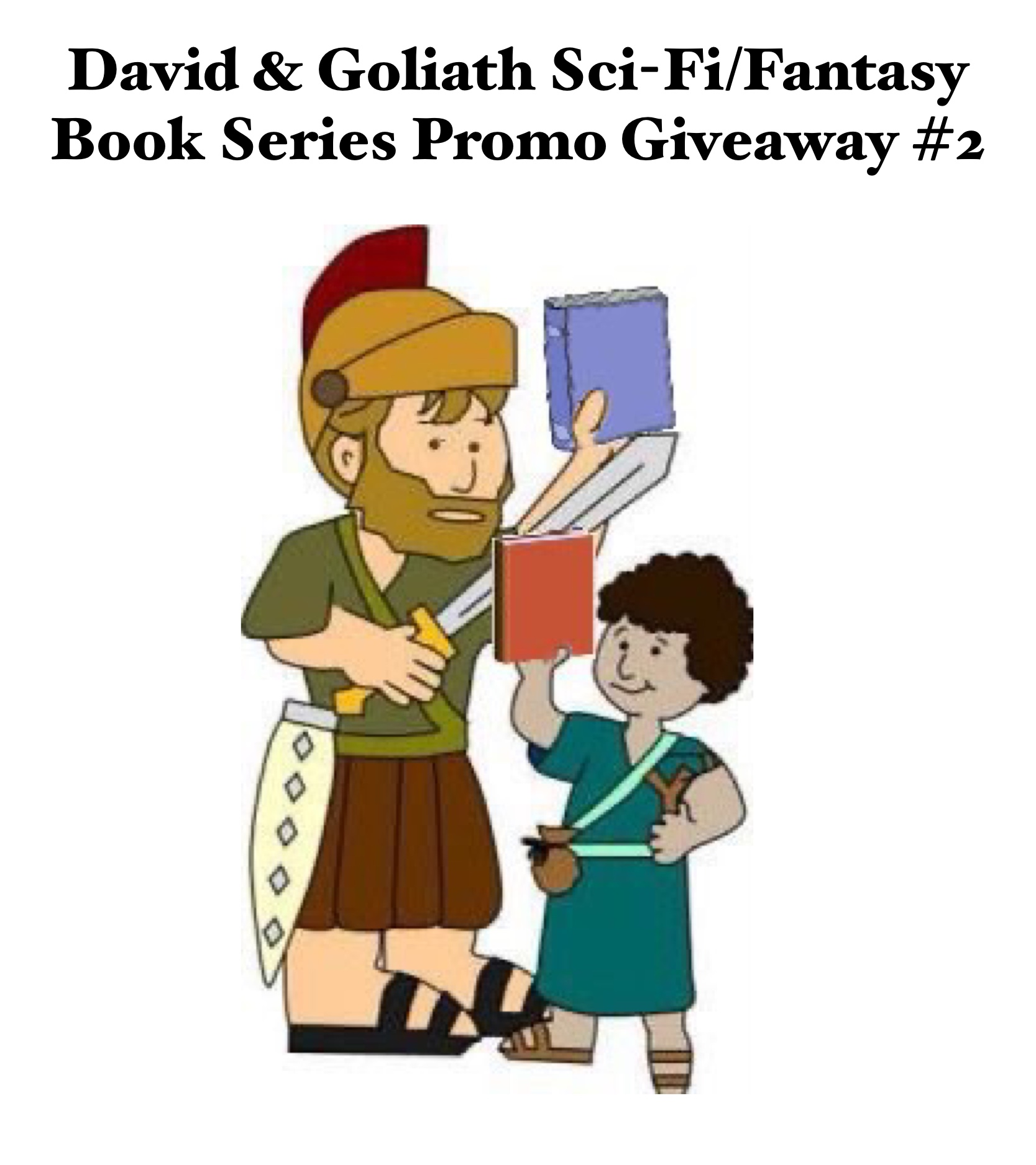 Pay It Forward!  The Road To Successful Self-Publishing Is Paved By David & Goliath Working Together!