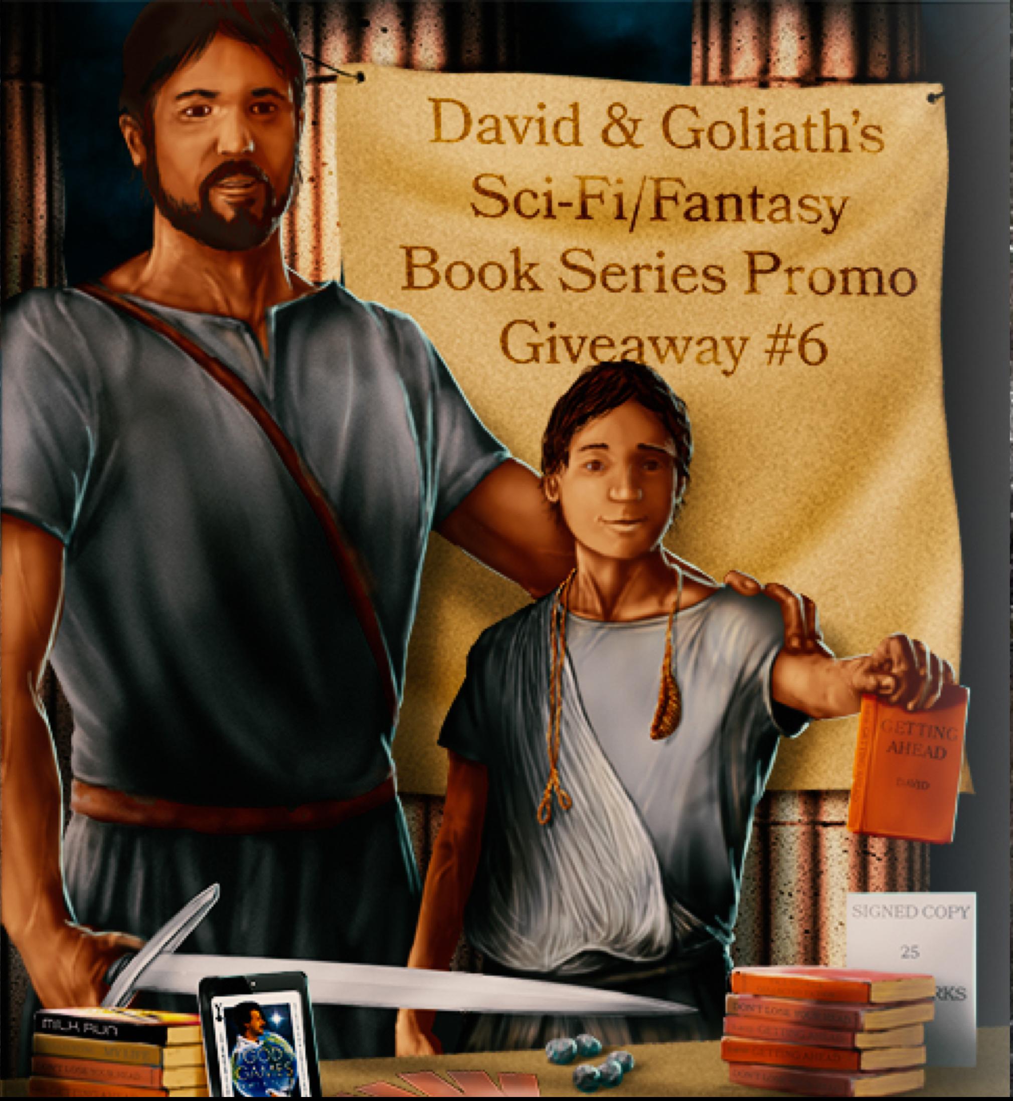 David and Goliath Sci-Fi/Fantasy Promo #2
